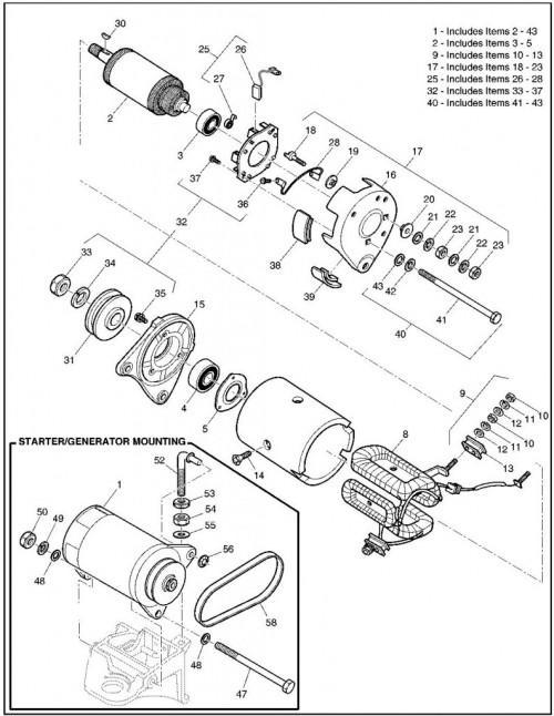 2002 Gas 21_Starter Generator