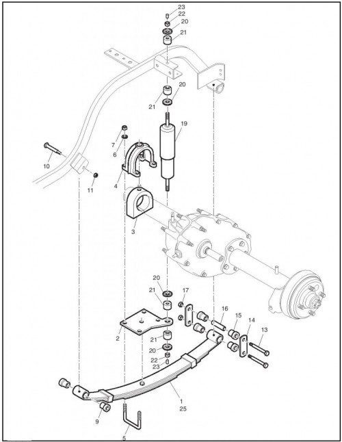 2006 GAS Freedom_22_Rear Suspension