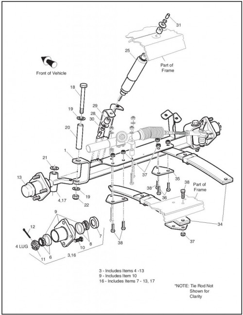 2006 GAS MPT_13_Front Suspension Steering