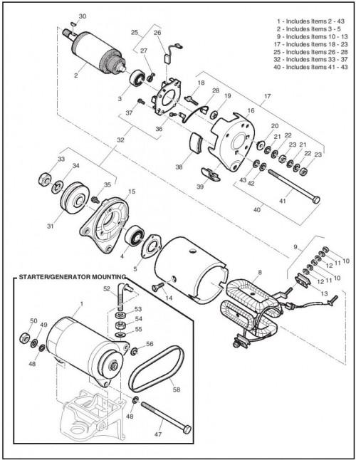 2006 GAS MPT_19_Starter - Generator