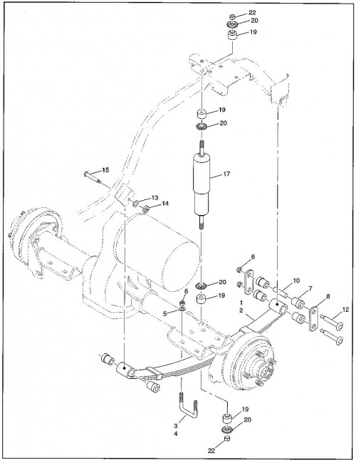 24_1994-1995 Electric Rear Suspension