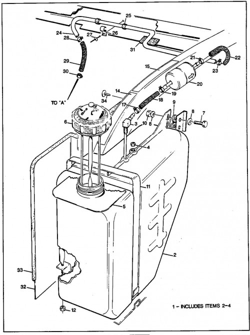 26_1989-1991 Gas Fuel System - 1989 Early 1990