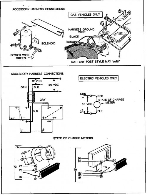 28_1989-1991 Electric and Gas Horn and Accessory Wiring_5