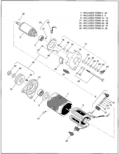 29_1994-1995 Gas Starter Generator