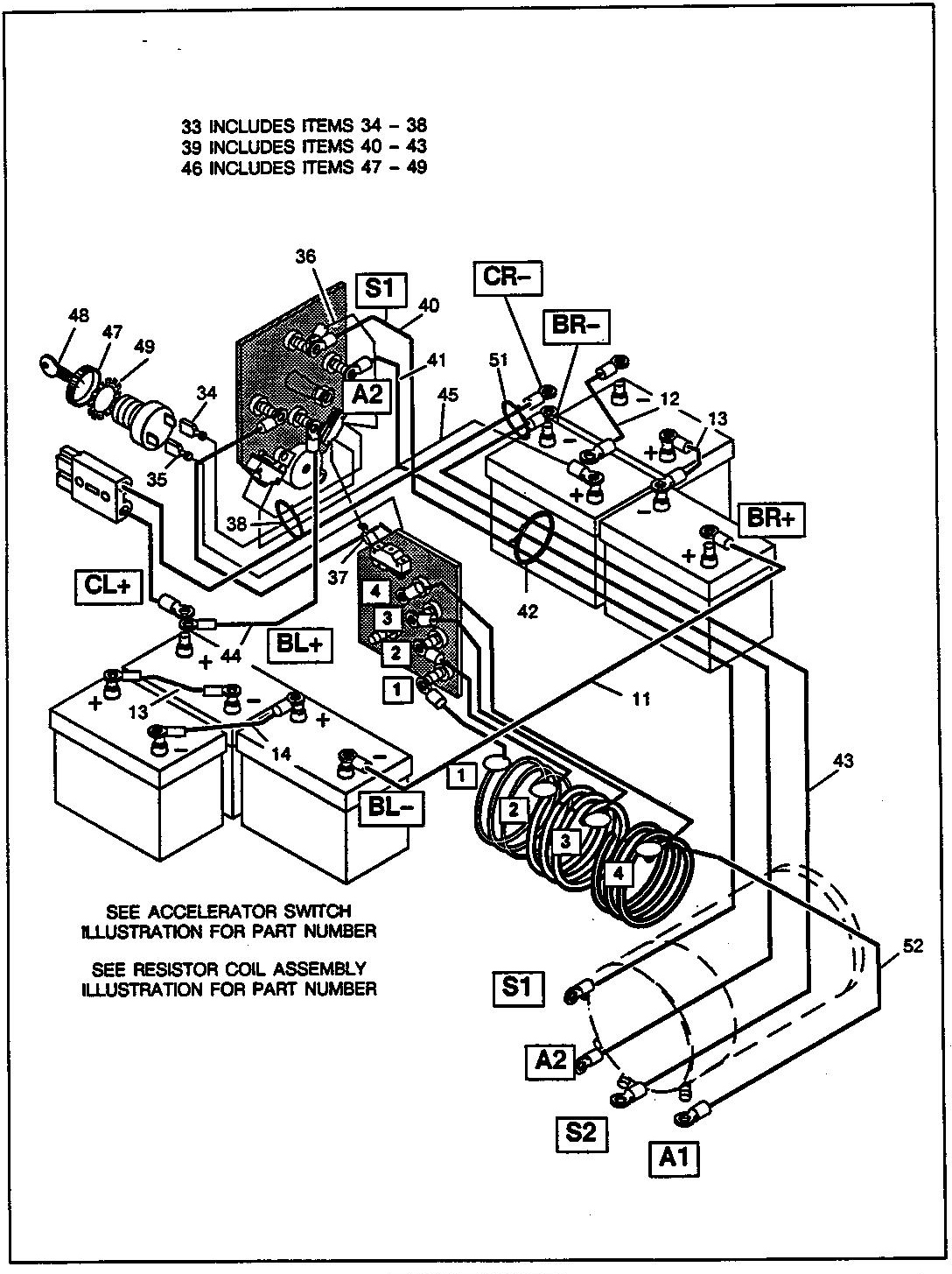 32_1989-1991 Electric Power Wiring