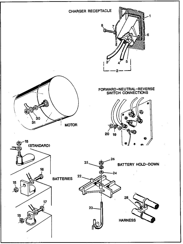 x 440 year 1989 1991 ezgo golf cart. Black Bedroom Furniture Sets. Home Design Ideas