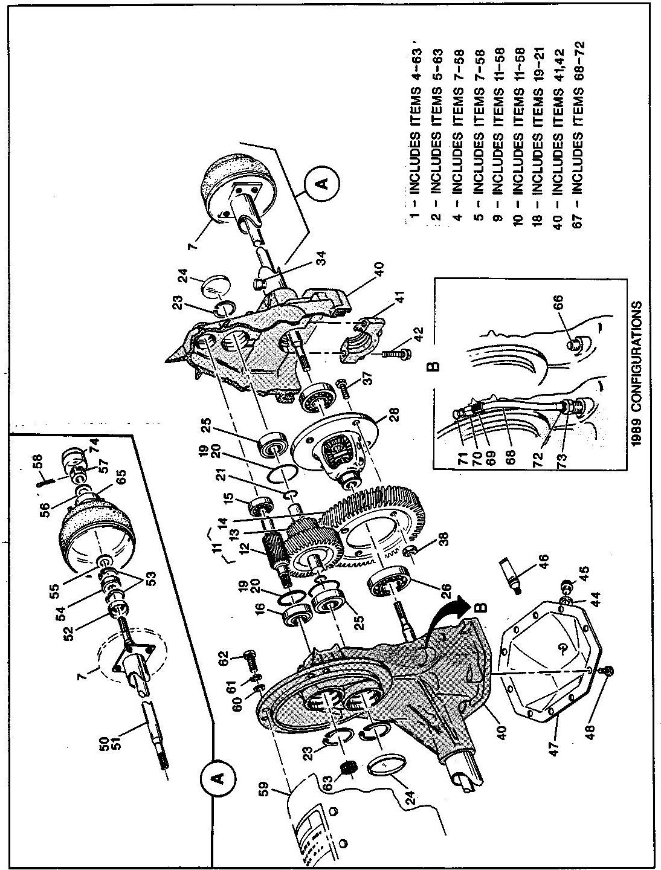 34_1989-1991 Electric Rear Axle