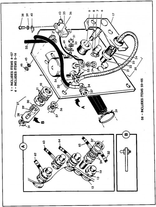 3_1989-1991 Electric Accelerator Switch Assembly