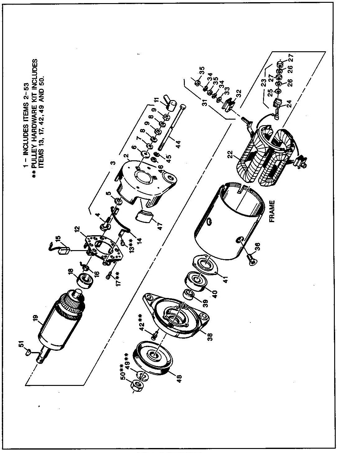 41_1989-1991 Gas Starter Generator