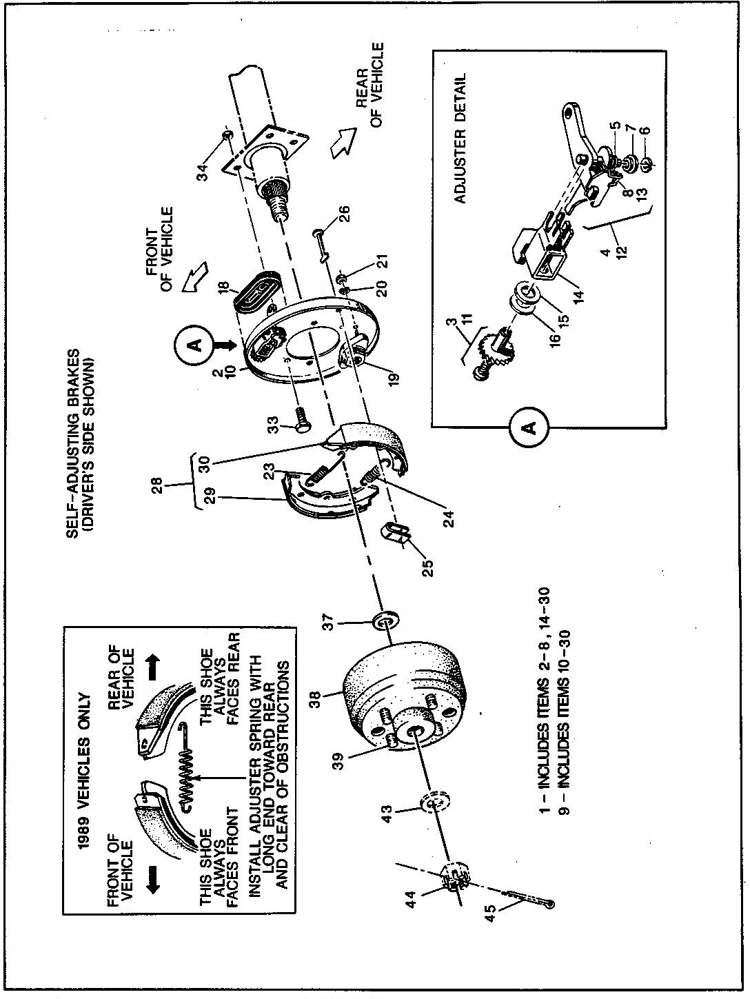 43_1989-1991 Electric and Gas Wheel Brake