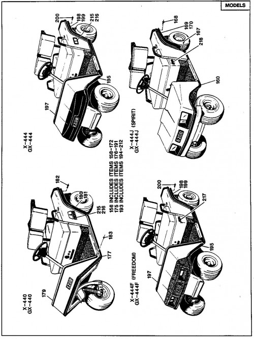 7_1989-1991 Electric and Gas Body and Associated Parts