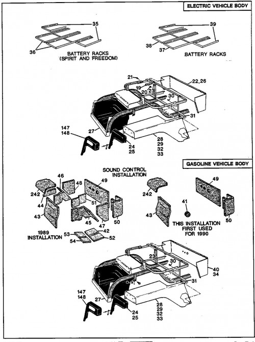 7_1989-1991 Electric and Gas Body and Associated Parts_2