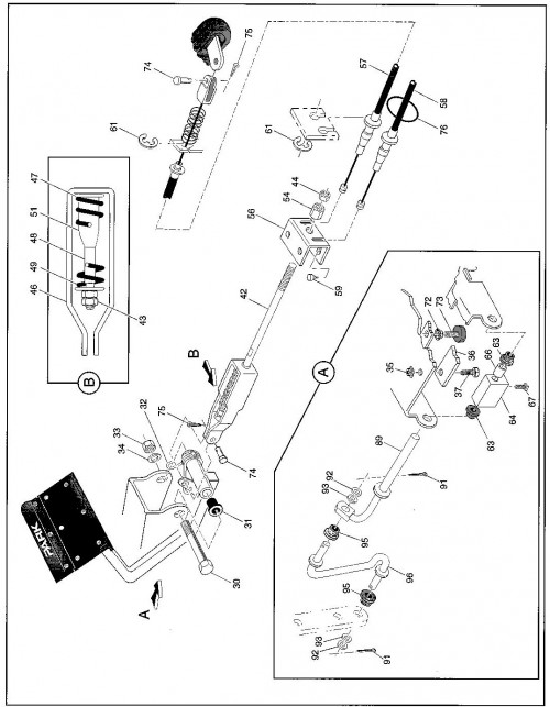 7_1994-1995 Electric and Gas Brake Linkage_3