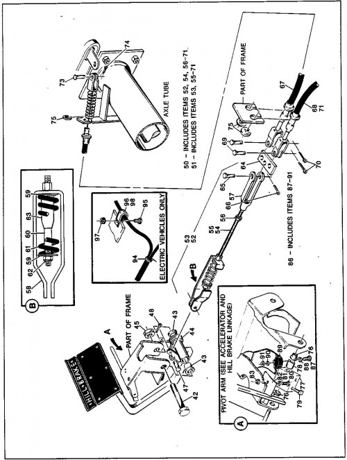 8_1989-1991 Electric and Gas Brake Linkage_2