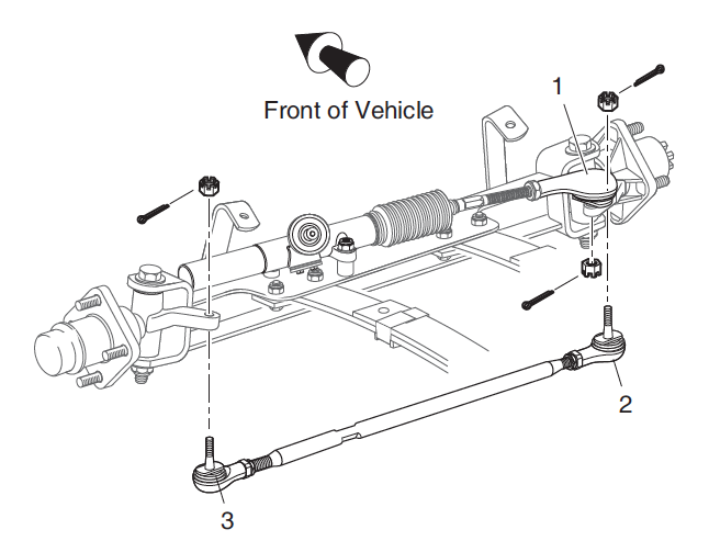ezgo steering box schematic