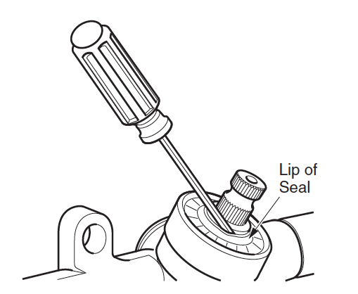 Pinion Seal Replacement