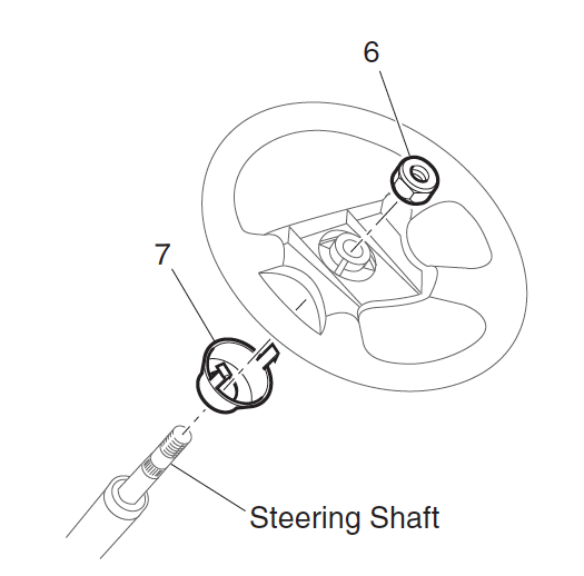 Steering Wheel Replacement